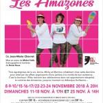 Les Amazones_Flyer