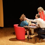 Un grand cri d'Amour; Mosaique Théâtre
